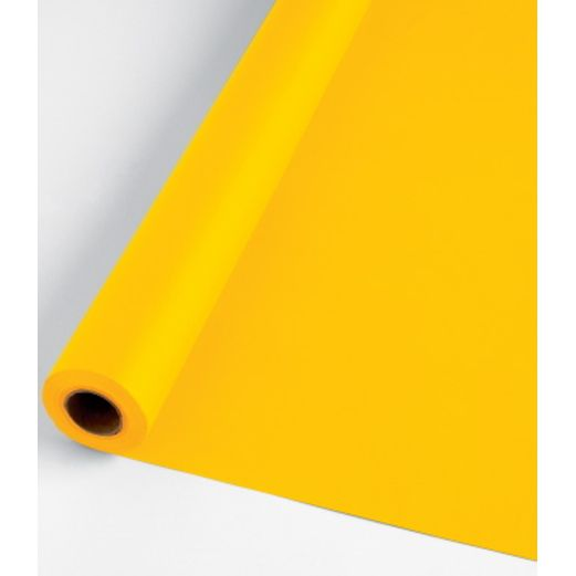 Table Accessories 250' Golden Yellow Table Roll Image