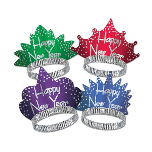 New Years Hats & Headwear Headliner Tiara Image