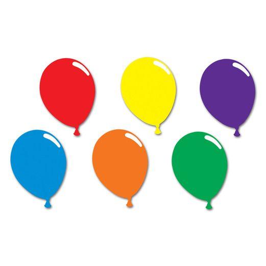 Decorations / Cutouts Balloon Cutout Image