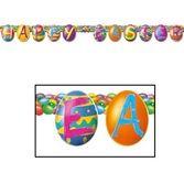 Easter Decorations Easter Egg Streamer Image