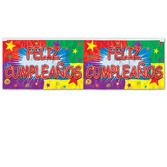 Birthday Party Decorations Feliz Cumpleanos Banner Image