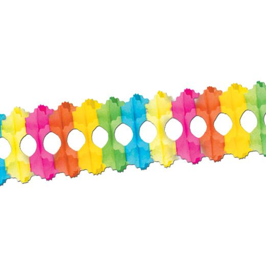 Cinco de Mayo Decorations Multicolor Arcade Garland Image