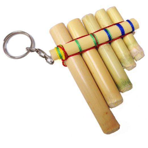 Cinco de Mayo Decorations Flute Keychain Image
