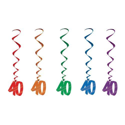 40 Whirls