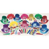 New Years Party Kits Riviera for 10 Image