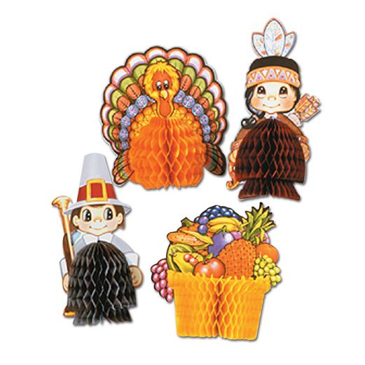 Thanksgiving Decorations Thanksgiving Playmates Image