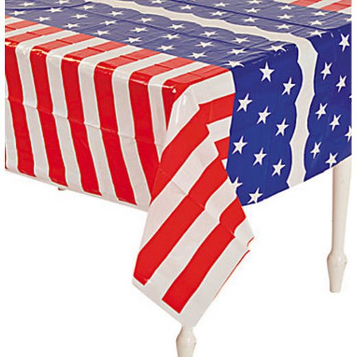Stars and Stripes Tablecover