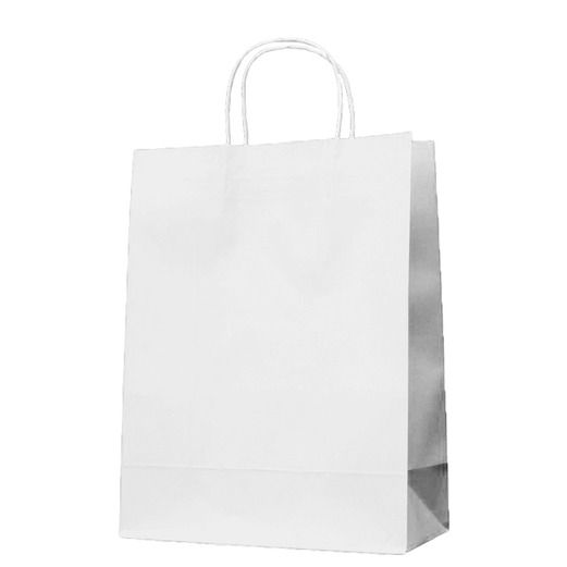 Wedding Gift Bags & Paper Extra Large Gift Bag White Image