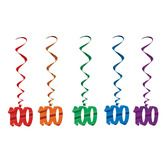 Birthday Party Decorations 100 Whirls Image