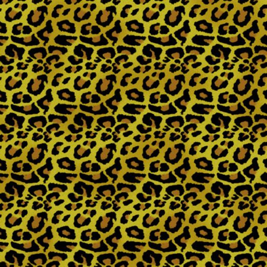 Jungle & Safari Party Wear Leopard Print Bandana Image