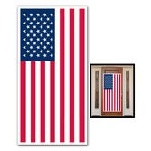 4th of July Decorations USA Flag Door Cover Image