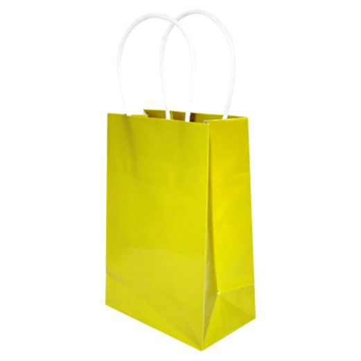 Gift Bags & Paper Small Gift Bag Canary Image