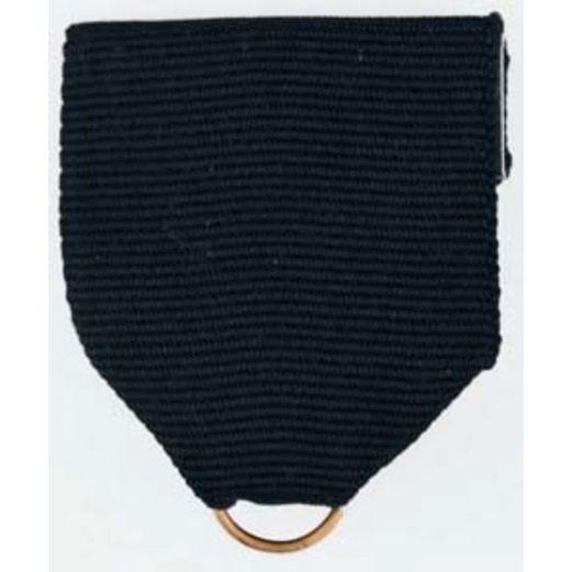 Fiesta Favors & Prizes Black Ribbon Drape Image