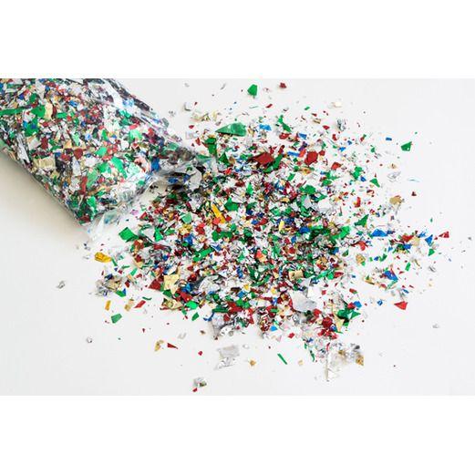 Fiesta Metallic Confetti Image