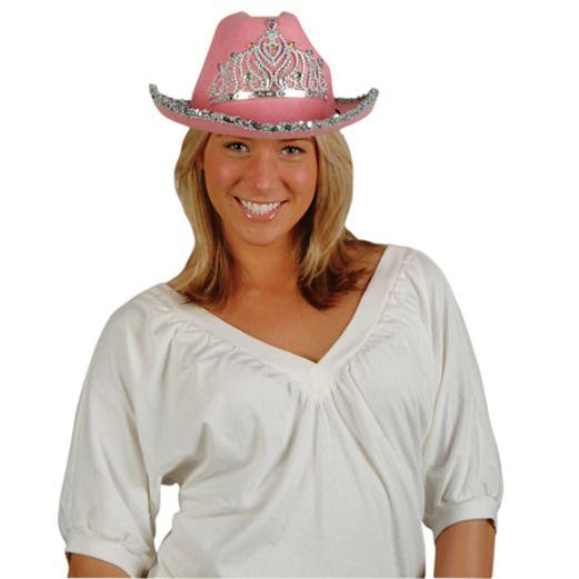 Western Hats & Headwear Rhinestone Cowgirl Hat Image