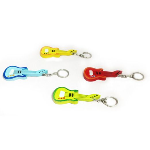 Fifties Favors & Prizes Rock N Roll Keychain Image