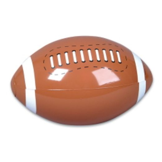 """Sports Favors & Prizes 7"""" Football Inflates Image"""