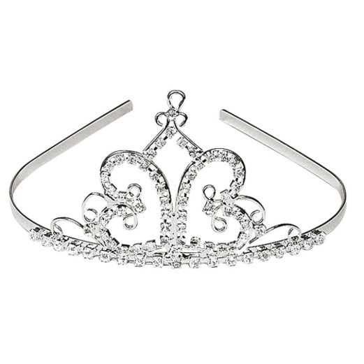 Hats & Headwear Two Hearts Tiara Image
