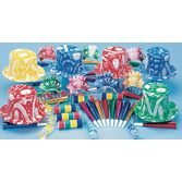 New Years Party Kits Supreme Party Kit for 25 Image