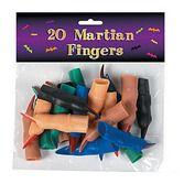 Halloween Favors & Prizes Vinyl Martian Fingers Image