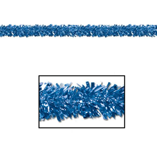 Decorations Blue Festoon Garland Image