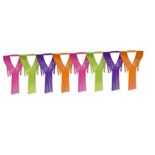 Decorations Bright Drop Fringe Garland Image
