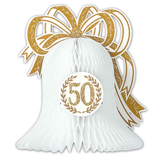 Anniversary Decorations 50th Anniversary Centerpiece Image