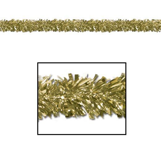 Decorations Gold Festoon Garland Image