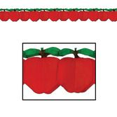 Back to School Decorations Apple Garland Image