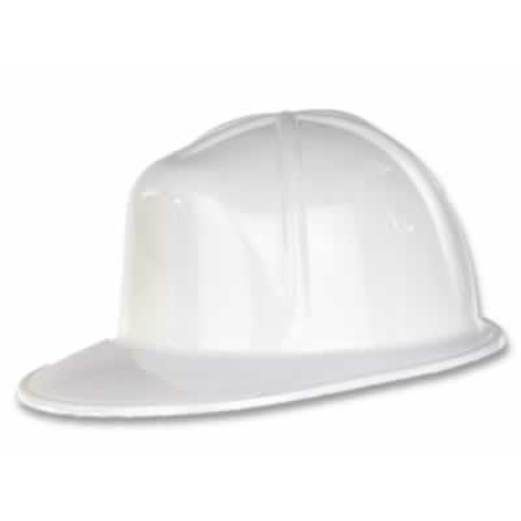 Hats & Headwear White Construction Helmet Image
