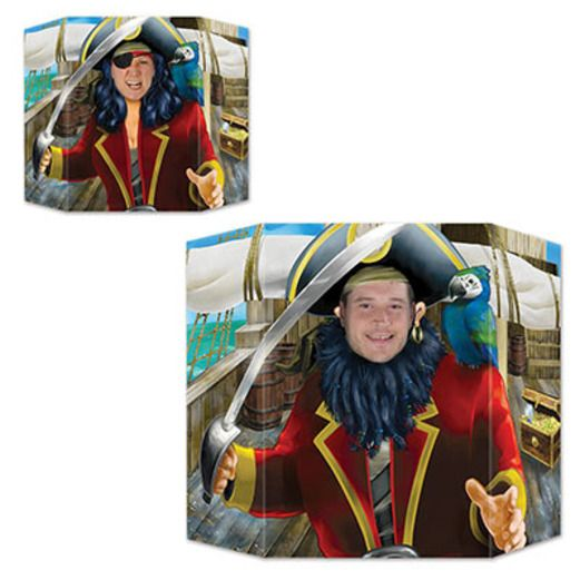 Pirates Decorations Pirate Photo Prop Image