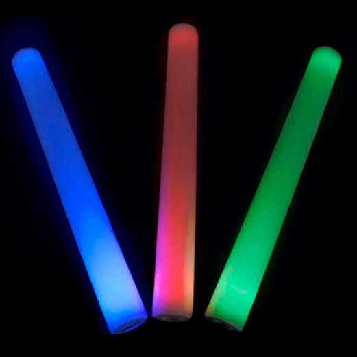 Favors & Prizes Light Up Foam Baton Image