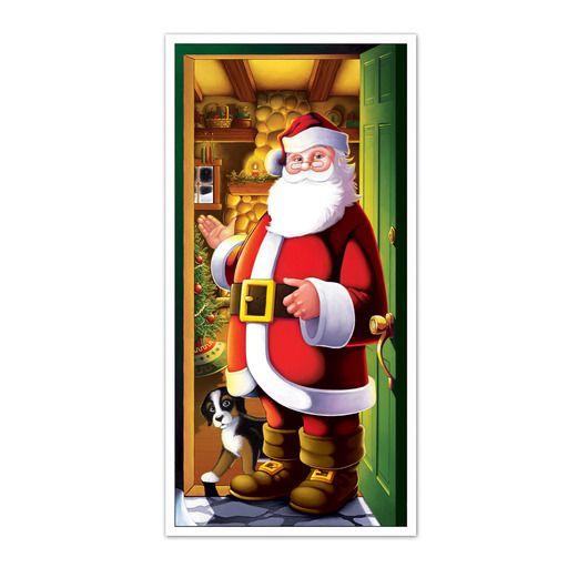 Decorations / Scenes & Props Santa Door Cover Image