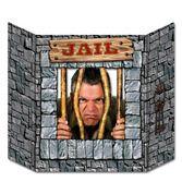 Western Decorations Jail Photo Prop Image