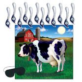 Games Pin the Tail on the Cow Game Image