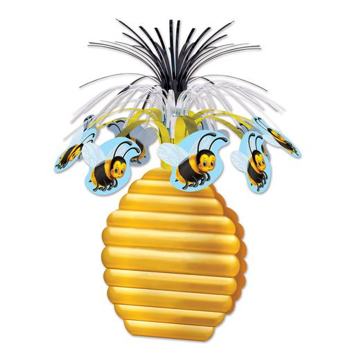 Spring & Summer Decorations Bumblebee Centerpiece Image