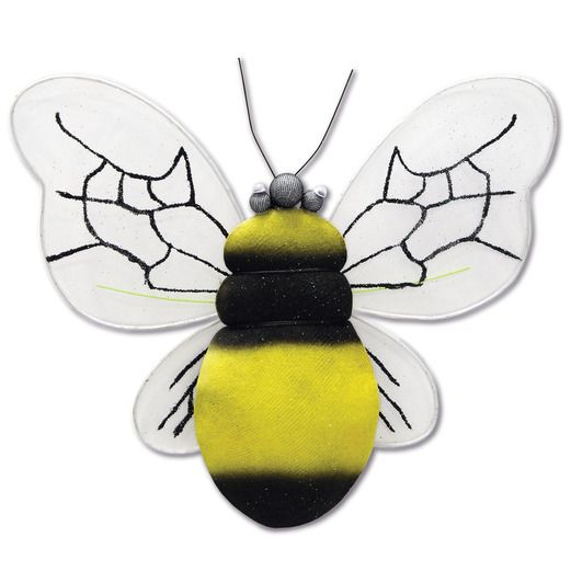Spring & Summer Decorations Nylon Bumblebee Image