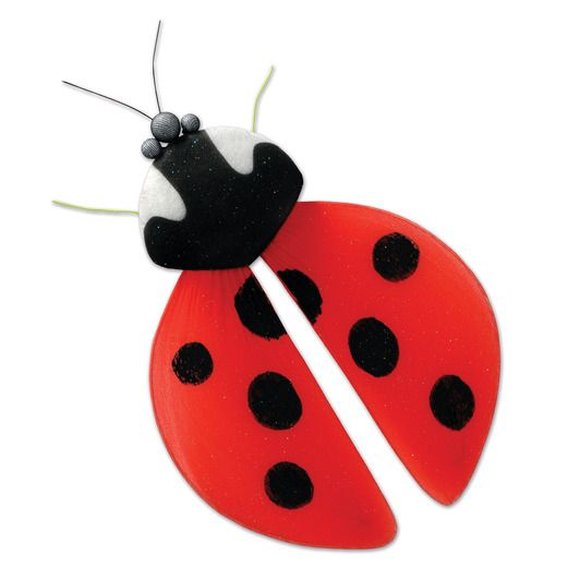 Spring & Summer Decorations Nylon Ladybug Image