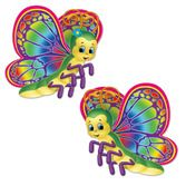 Spring & Summer Decorations Butterfly Cutouts Image