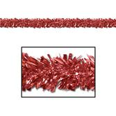 Decorations Red Festoon Garland Image