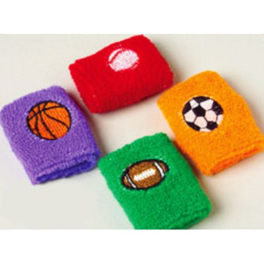 Sports Favors & Prizes Sports Wristbands Image
