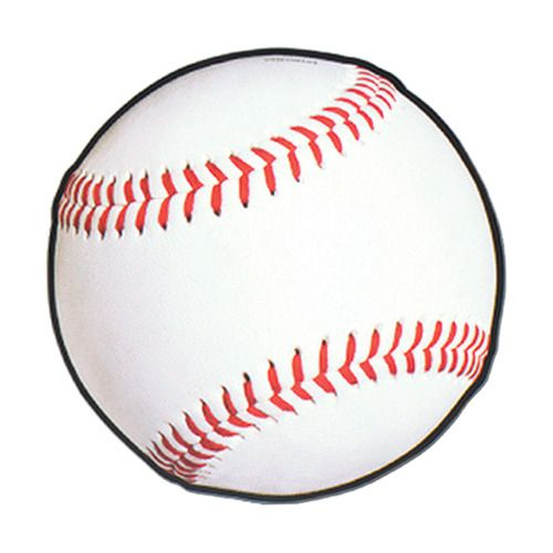 Baseball Cutout