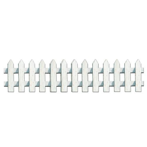 Picket Fence Cutout