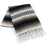 Cinco de Mayo Decorations Beige Mexican Blanket Image