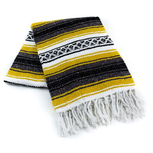 Fiesta Decorations Maize Mexican Blanket Image
