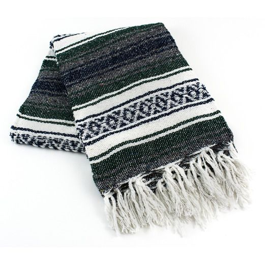 Cinco de Mayo Decorations Hunter Green Mexican Blanket Image a8ec5d76c61d