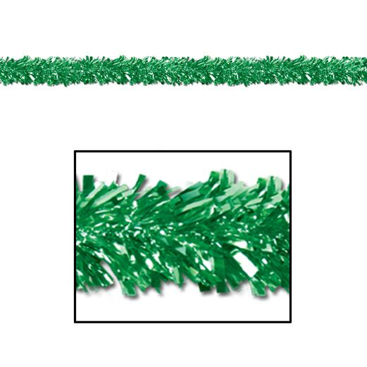 Decorations Green Festoon Garland Image