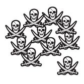 Pirates Decorations Mini Pirate Cutouts Image