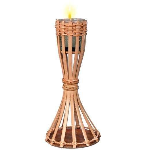 Bamboo Torch Tabletop