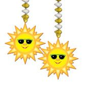 Cinco de Mayo Decorations Sunburst Danglers Image